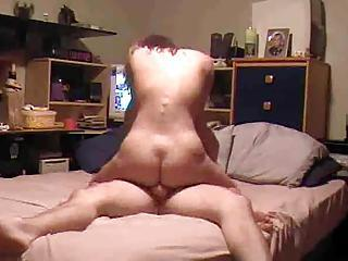 Gorgeous Amateur Fucked By Her Man