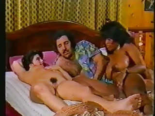 Ebony Ayes Ron Jeremy 3some