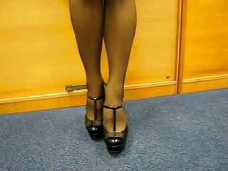 Asian Pantyhose 4