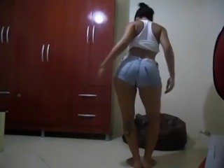 Big Ass Brazilian Teen 11