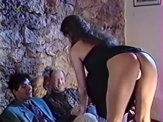 Ass MILF Pornstar Threesome Vintage