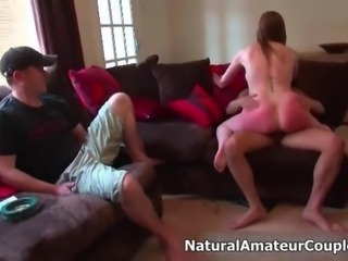 Amateur Cuckold Girlfriend Homemade MILF