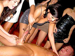 Drunk sexy Hotties Buck Wild Party