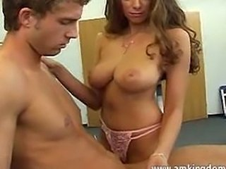 Amazing Big Tits European Natural Panty Sport Teen
