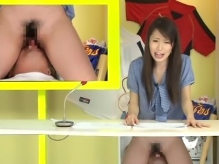 Asian Babe Funny Public
