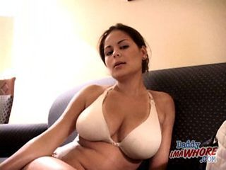 Babe Big Tits Cute Latina Lingerie Natural Pov