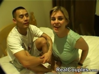 AMWF isabel ice has sex with asian boyfriend free