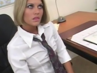 Babe Cute Office Uniform