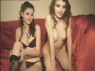 Two Hot Girls Hot Anal and Foot Fetish Video