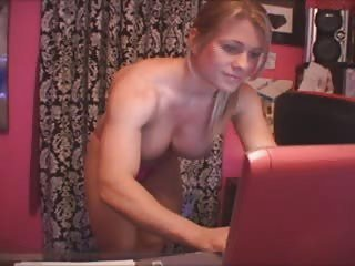 MILF Muscled Webcam