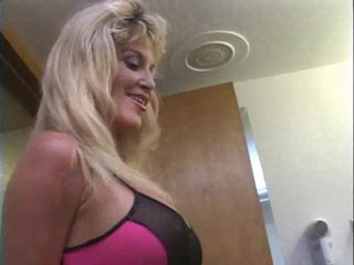 Skinny little slut and milf have lesbian sex
