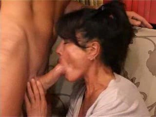 Blowjob European Italian Mature Young