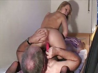 Amateur Ass European German Homemade MILF Toy Wife