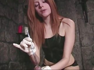 Mistress - Rod insertion (No Sound)