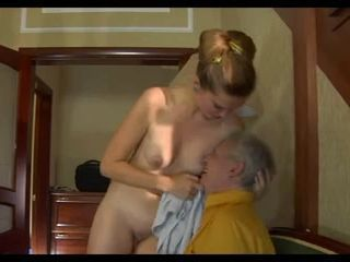 lucky old man