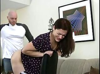 lazy wife spanked _: bdsm spanking