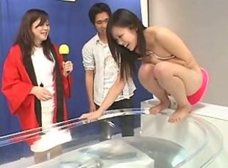 Transparent Hot Tub Game Show 4 -=fd1965=- _: asian funny japanese