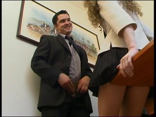 Boss and his Secretary...