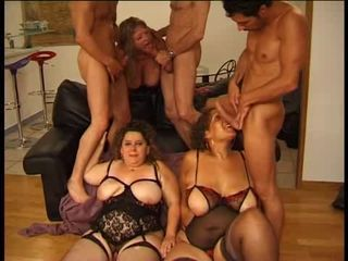 French BBW Party 2...