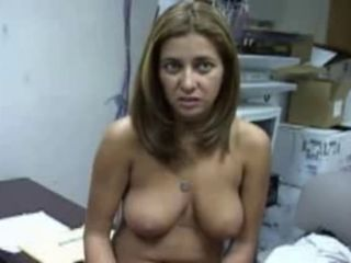 Margarita does rectal in inte...