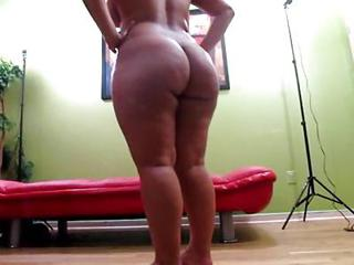 Amateur Ass Chubby Latina MILF