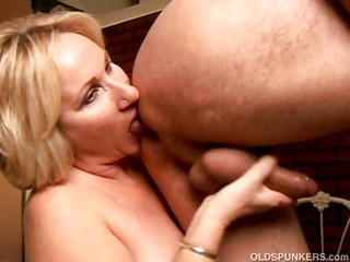 Licking Mature