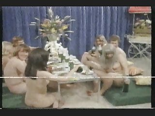 Drunk Groupsex Orgy Party Vintage