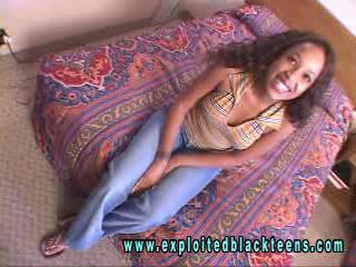 Amateur Ebony Teen