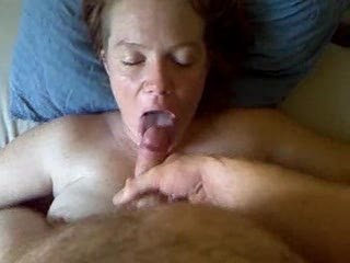 Amateur Blowjob Cumshot Homemade Pov Swallow Wife