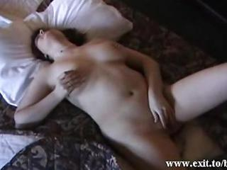 Home Masturbation Of Plump Teen Audrey