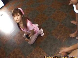 Hime Kamiya Asian Teen In Hard Part5