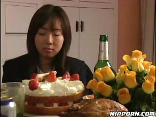 Asian Drunk Teen