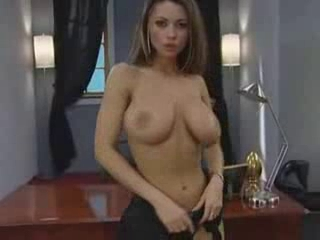 Big Tits Office Pornstar Teen