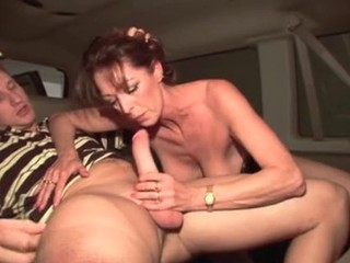 Blowjob Car Mom