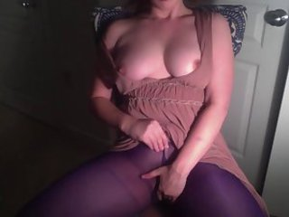 Amateur Masturbating Pantyhose Teen