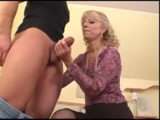 Mature Hot Mom Gets Straight And Anal free