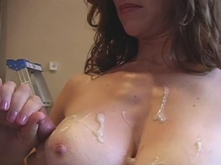 Handjob - Blowjob, CS on her...