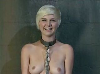 Bdsm Blonde Teen