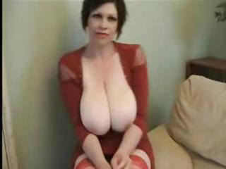 Big Tits Mature SaggyTits Stockings