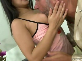 Nipples Old and Young Teen