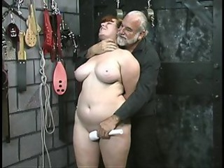 Chubby Daddy Slave Teen Toy