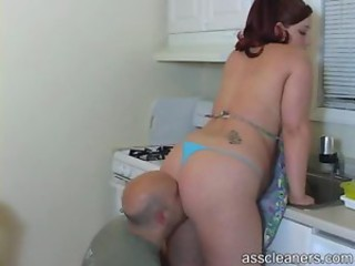 Asslicking 11