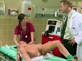 Brazzers Doctor Adventures Brandy Aniston in The Flatline...