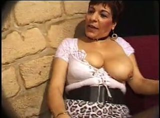 Amateur European French Mature SaggyTits