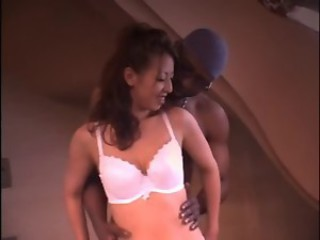 Japanese Wife Lusting for Black Cock 2