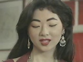 Amazing Asian Chinese MILF Pornstar Vintage