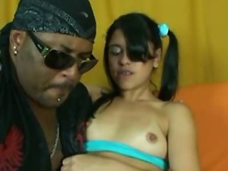 Brasilianske Latinsk Teenager