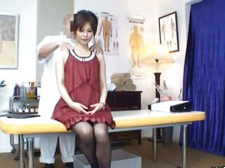 Asian Milf Has Massage And Fucking Scene