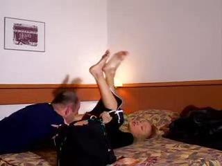 Tight Blonde Russian Gets Fucked Hard