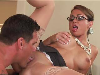 Awesome Uniform Hdv Scene With Amazing P...